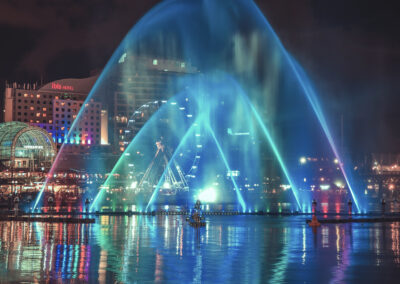 Sivid Lights Darling Harbour